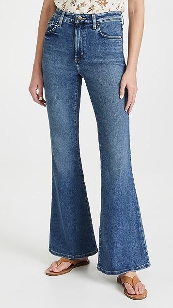 Lee Vintage Modern Lee High Rise Flare Jeans