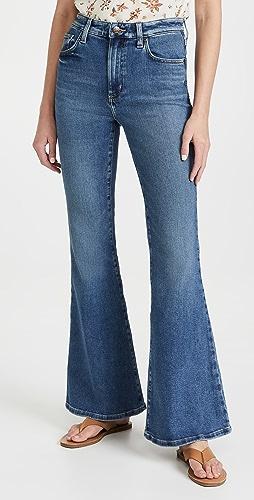 Lee Vintage Modern - Lee High Rise Flare Jeans