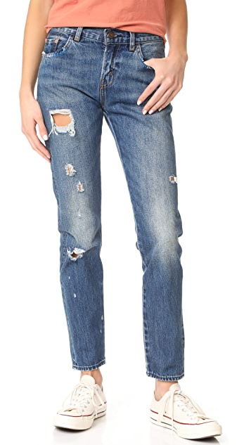 Levi's LVC 1967 Customized 505 Jeans