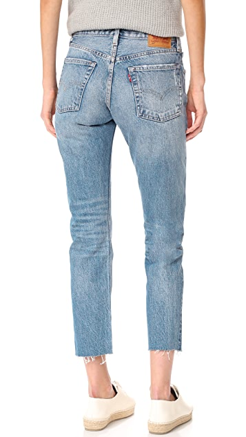 Levi's 501 Original Selvedge Jeans