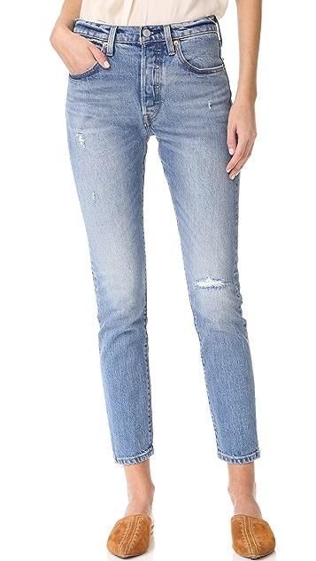 Levi s 501 Skinny Jeans   SHOPBOP 459d392d5bf4