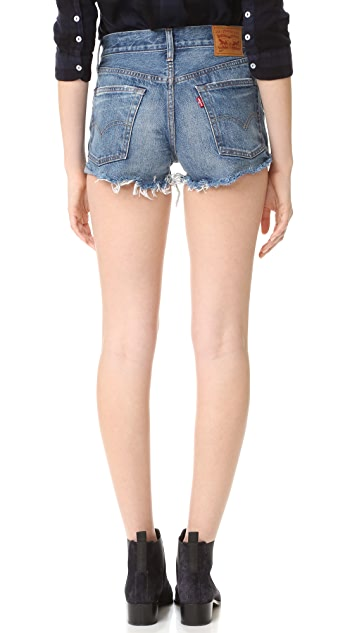 Levi's 501 Selvedge Shorts