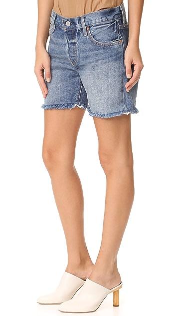 Levi's 501 CT BF Shorts