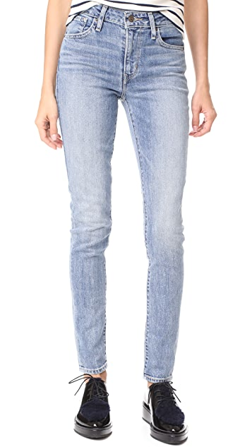 c6166d7a66607 Levi s 721 High Rise Skinny Jeans