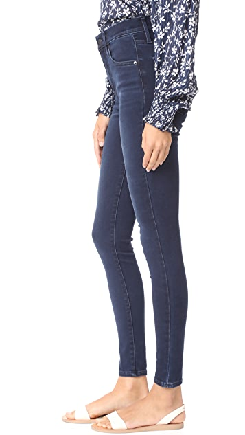 Levi's Mile High Skinny Jeans