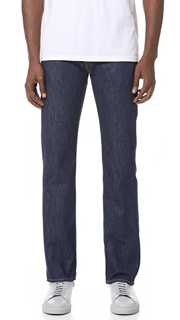 Levi's 505 Made in the USA Regular Fit Jeans ...