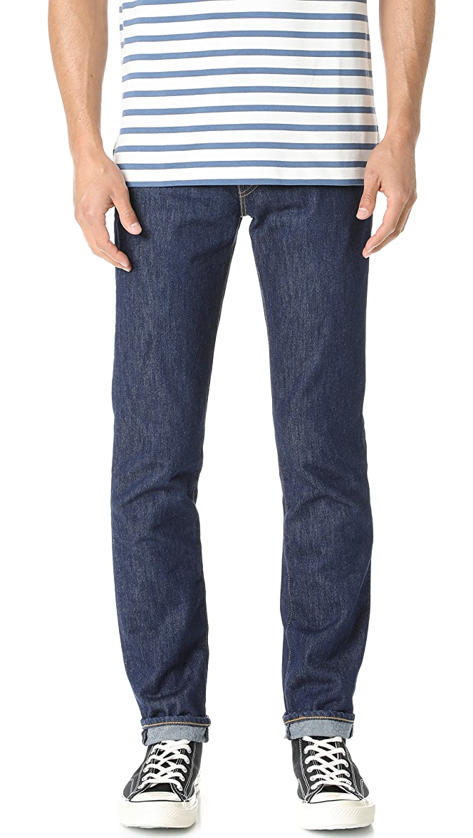 Levi's 511 Made in the USA Slim Fit Jeans | EAST DANE