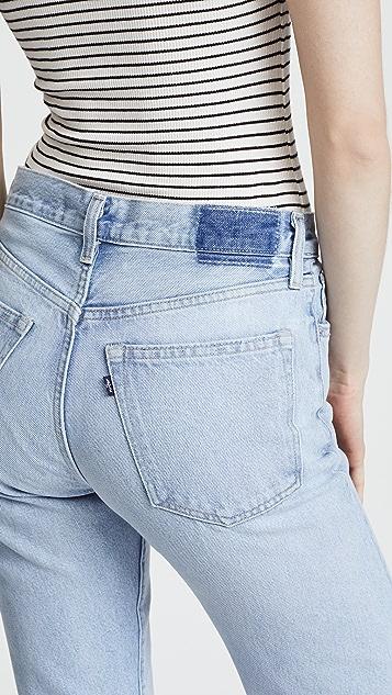Levi's LMC x SHOPBOP Splice Flare Jeans