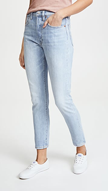 501 Skinny. - size 27 (also in 28,29,30,31) Levi's