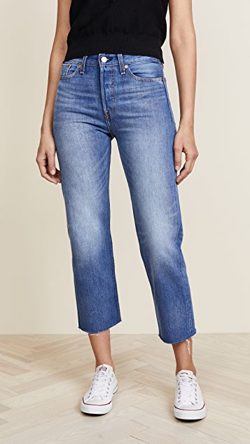 a322bc638b2 Levi s Wedgie Straight Jeans ...