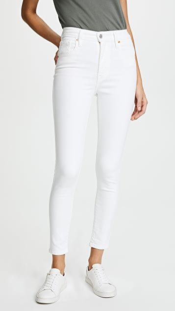 57116436 Levi's Mile High Ankle Super Skinny Jeans | SHOPBOP