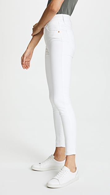 8ccb25faa10316 Levi's Mile High Ankle Super Skinny Jeans | SHOPBOP