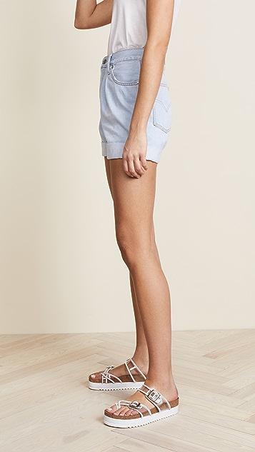 Levi's Baggy Shorts