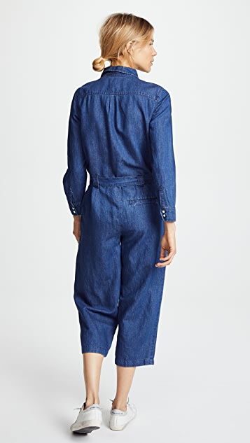 Levi's Alix Denim Jumpsuit