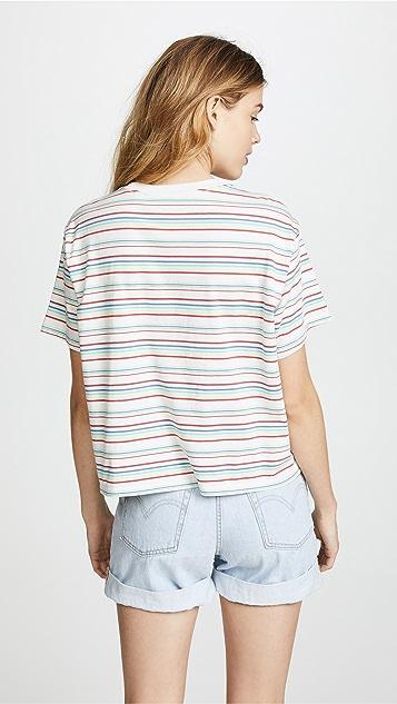 Levi's Striped JV Tee