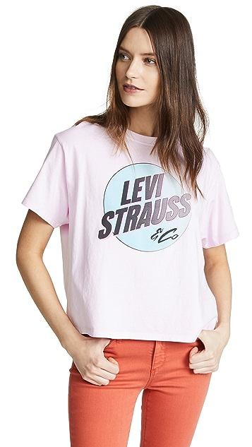 Levi's Graphic JV Tee