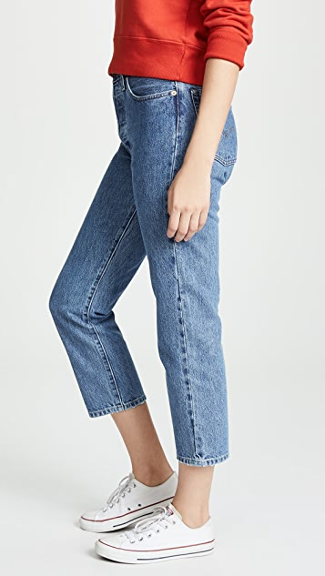 Levi's Made & Crafted 501 Crop Jeans