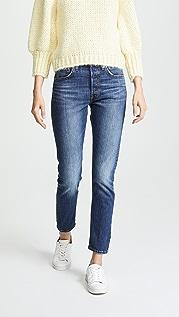 Levi's 501 紧身弹性牛仔裤