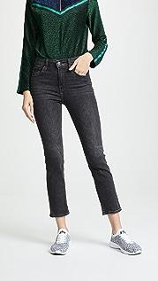 Levi's 724 Straight Crop Jeans