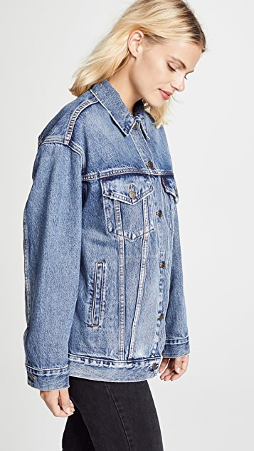 Levi's Baggy Trucker Jacket