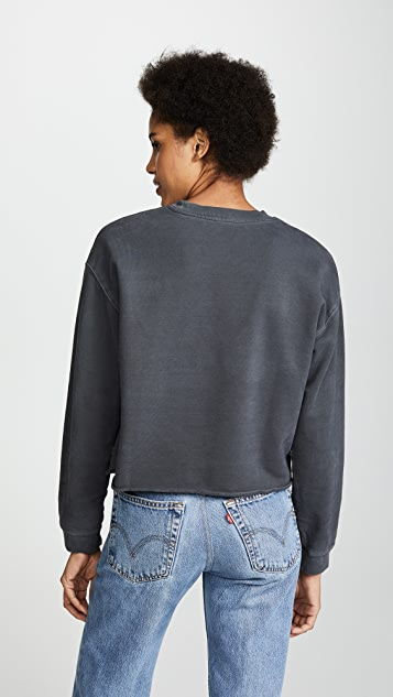Levi's Graphic Raw Cut Sweatshirt