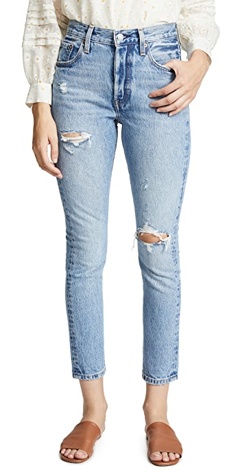 Levis 501 Skinny Jeans - CanT Touch This