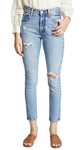 ef44831d Levi's 501 Skinny Jeans | SHOPBOP