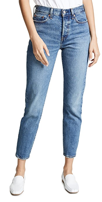 Levis Wedgie Icon Jeans - These Dreams