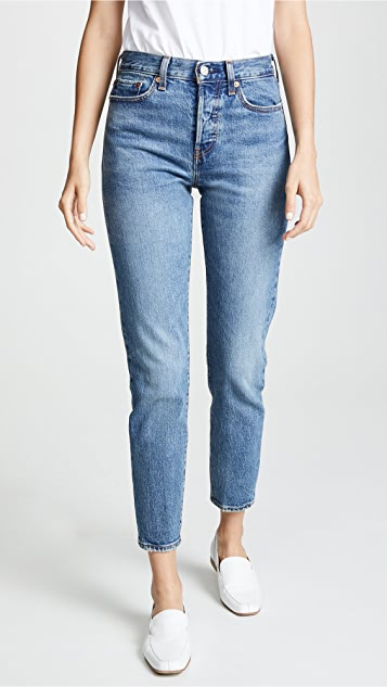 Levi's Wedgie Icon Jeans
