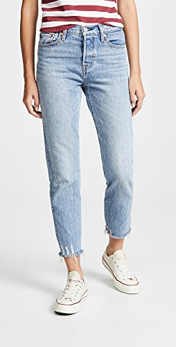 Levi's - Wedgie Icon Jeans