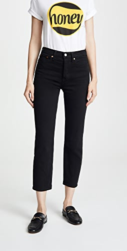 Levi's - Wedgie Straight Jeans