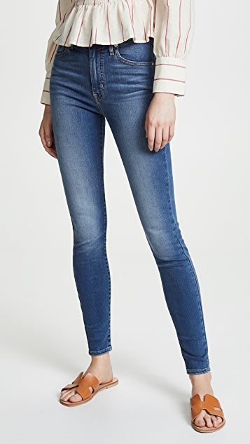 2347a87c9ca Levi s Mile High Super Skinny Jeans ...