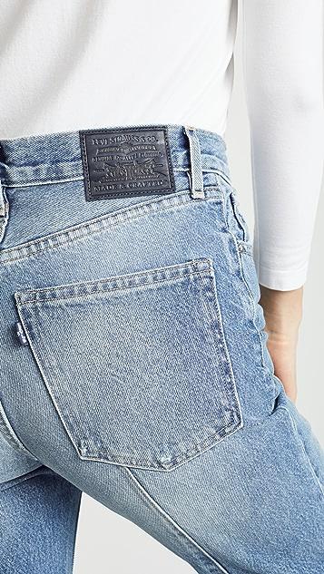 Levi's LMC Jane Doe Straight Leg Jeans