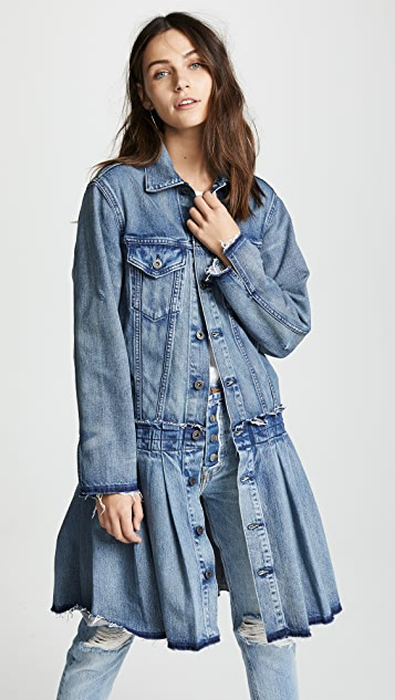 Levi's LMC Pleated Trucker Jacket