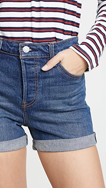 Levi's Wedgie 短裤