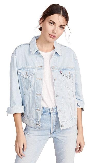 Levi's Куртка Ex-Boyfriend Trucker