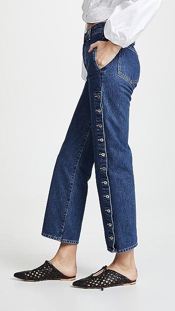 Levi's Джинсы LMC Union в стиле брюк