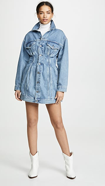 Levi's LMC Denim Trouser Dress
