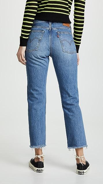 Levi's Прямые джинсы Wedgie