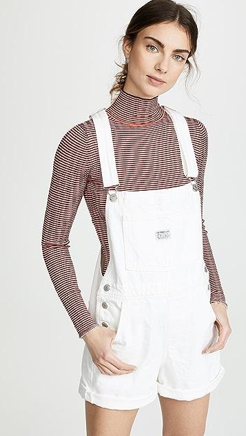 Levi's Vintage Look 连体短裤