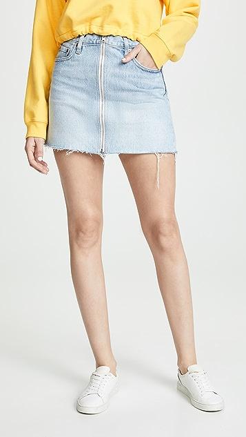 Levi's Decon Zip Through Skirt