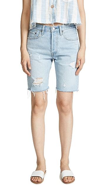 Levi's 501 休闲短裤