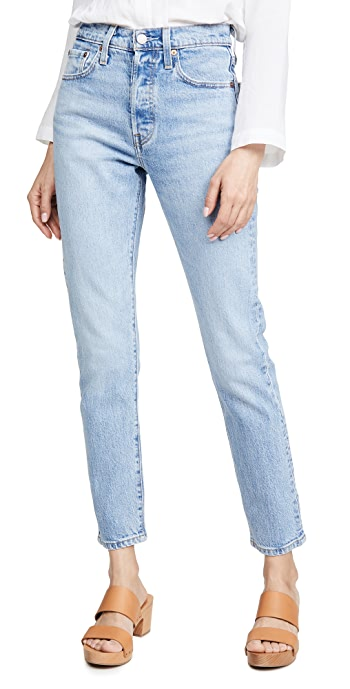 Levis 501 Skinny Jeans - Tango Light