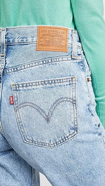 Levi's Dad 牛仔裤