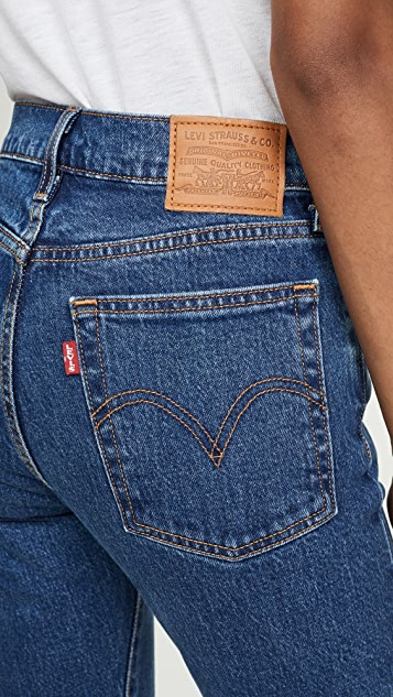 Levi's Wedgie Icon 版型