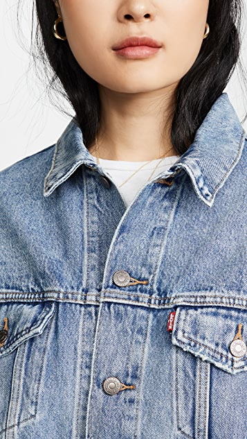 Levi's Dad Trucker Jacket