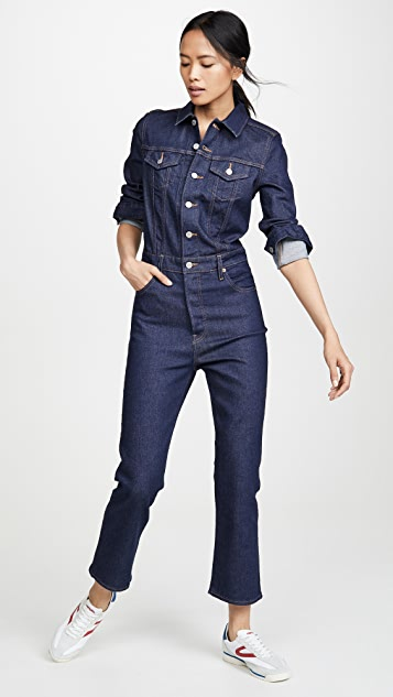 Kick Flare Jumpsuit by Levi's