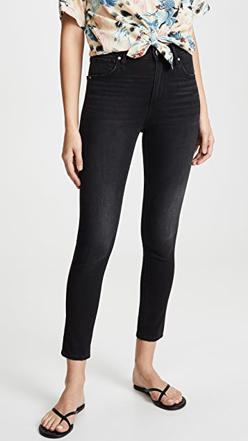 721 High Rise Skinny Ankle Jeans by Levi's