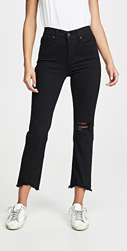 Levi's - 724 Straight Crop Jeans
