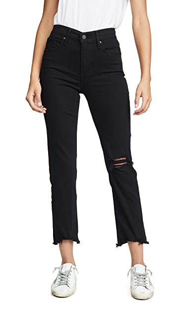 Levi's 724 Straight Crop Jeans